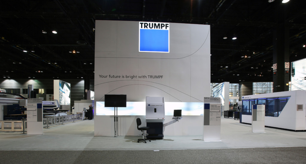 Exhibition Stand Rules : Trumpf rth group