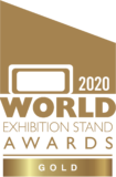 2020 World Exhibition Stand Awards Gold