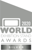 2020 World Exhibition Stand Awards Silver